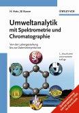 Umweltanalytik mit Spektrometrie und Chromatographie (eBook, PDF)