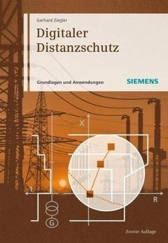 Digitaler Distanzschutz (eBook, PDF) - Ziegler, Gerhard