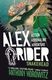 Alex Rider 07: Snakehead. 15th Anniversary Edition