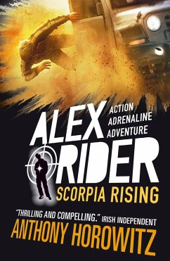 Alex Rider 09: Scorpia Rising. 15th Anniversary Edition - Horowitz, Anthony