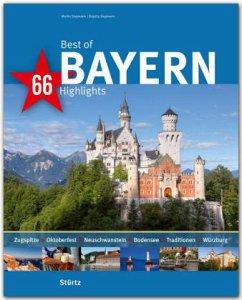 Best of Bayern - 66 Highlights - Siepmann, Martin; Siepmann, Brigitta