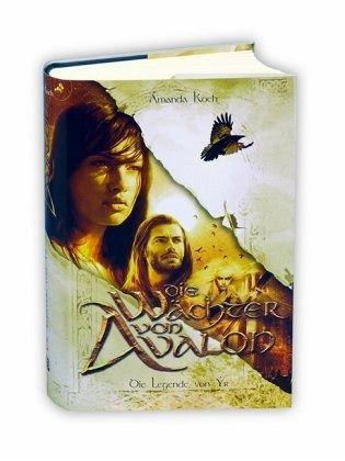 Buch-Reihe Die Wächter von Avalon