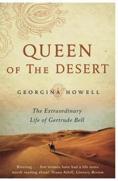 Queen of the Desert (eBook, ePUB) - Howell, Georgina