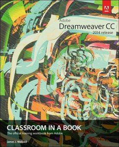 Adobe Dreamweaver CC Classroom in a Book (2014 release) (eBook, ePUB) - Maivald, James J.