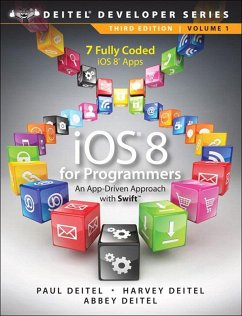 iOS 8 for Programmers (eBook, ePUB) - Deitel, Paul; Deitel, Harvey; Deitel, Abbey
