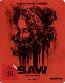 Saw (10th Anniversary Edition, Director's Cut, Steelbook)