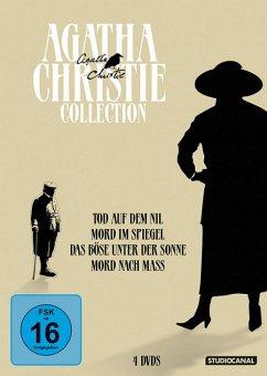 Agatha Christie Collection DVD-Box - Ustinov,Peter/Smith,Maggie