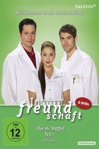 In aller Freundschaft - Die 16. Staffel, Teil 1, 24 Folgen (6 Discs)