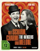 Mit Schirm, Charme und Melone - Edition 1: Staffel 4 (7 Discs)