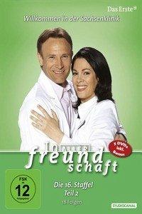 In aller Freundschaft - Die 16. Staffel, Teil 2, 18 Folgen (5 Discs)