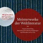 Meisterwerke der Weltliteratur, 10 Audio-CDs