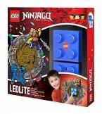 LEGO® Ninjago IQ40297 - Wandlicht, Jay, circa 8 x 8 cm