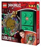 LEGO® Ninjago IQ40303 - Wandlicht, Lloyd, circa 8 x 8 cm