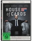 House of Cards - Die komplette erste Season (4 Discs)