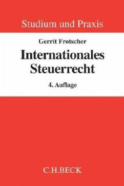 Internationales Steuerrecht - Frotscher, Gerrit