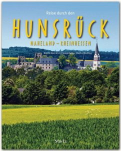 Reise durch den Hunsrück - Merz, Brigitte; Spiegelhalter, Erich; Böckling, Manfred