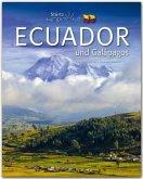 Horizont Ecuador und Galápagos