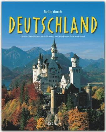 Reise durch Deutschland - Luthardt, Ernst-Otto