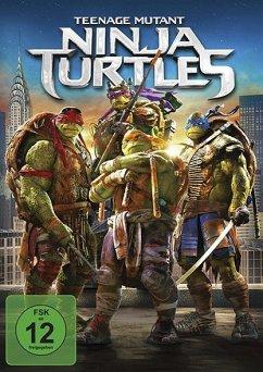 Teenage Mutant Ninja Turtles - Will Arnett,Megan Fox,William Fichtner