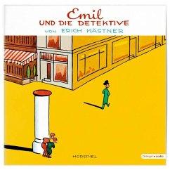 Emil und die Detektive. Vinylausgabe (Schallplatte) - Kästner, Erich