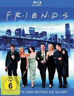 Friends - Die komplette Serie BLU-RAY Box - Jennifer Aniston,Courteney Cox,Lisa Kudrow