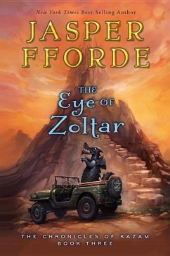 The Eye of Zoltar - Fforde, Jasper