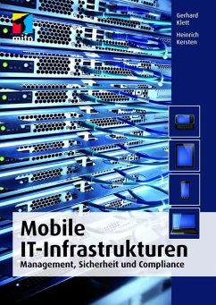 Mobile IT-Infrastrukturen (mitp Professional) (eBook, PDF) - Kersten, Heinrich; Klett, Gerhard