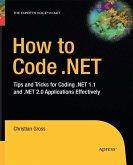 How to Code .NET