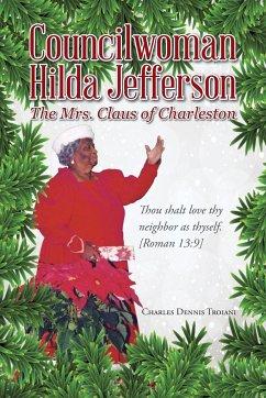 Councilwoman Hilda Jefferson