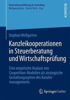 Kanzleikooperationen in Steuerberatung und Wirtschaftsprüfung - Wollgarten, Stephan
