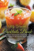 My Favorite Cocktails Book