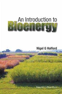 An Introduction to Bioenergy