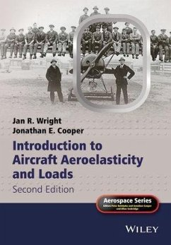 Introduction to Aircraft Aeroelasticity and Loads (eBook, PDF) - Wright, Jan R.; Cooper, Jonathan Edward