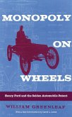 Monopoly on Wheels (eBook, ePUB)