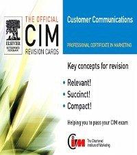 CIM Revision Cards: Customer Communications in Marketing 05/06 (eBook, PDF) - Beamish, Karen