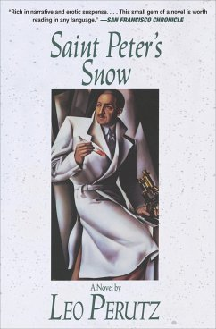 Saint Peter's Snow (eBook, ePUB) - Perutz, Leo