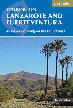 Walking on Lanzarote and Fuerteventura (eBook, ePUB) - Dillon, Paddy