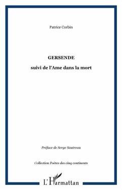 Gersende suivi de l'ame dans la mort (eBook, PDF)