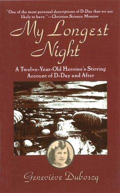My Longest Night (eBook, ePUB) - Duboscq, Genevieve