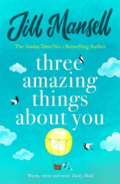 Three Amazing Things About You (eBook, ePUB) - Mansell, Jill