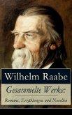 Gesammelte Werke: Romane, Erzählungen und Novellen (eBook, ePUB)