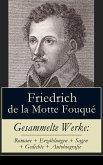 Gesammelte Werke: Romane + Erzählungen + Sagen + Gedichte + Autobiografie (eBook, ePUB)