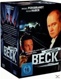 Kommissar Beck - Die komplette erste Staffel (8...