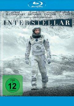 Interstellar - Matthew Mcconaughey,Anne Hathaway,Jessica...