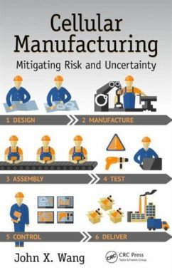 Cellular Manufacturing: Mitigating Risk and Uncertainty - Wang, John X.