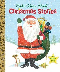 The Little Golden Book Christmas Stories