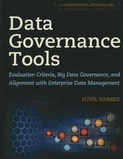 Data Governance Tools: Evaluation Criteria, Big...
