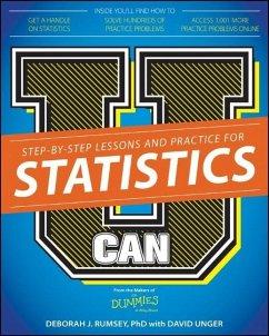 U Can: Statistics For Dummies - Rumsey, Deborah J.; Unger, David