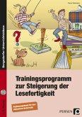 Trainingsprogramm Lesefertigkeit - Ergänzungsband