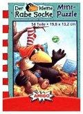 Der kleine Rabe Socke, Minipuzzle (Kinderpuzzle)